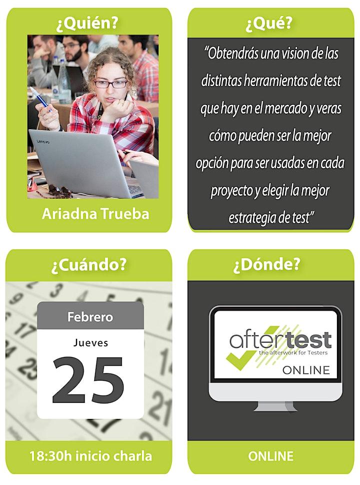 Imagen de AfterTest Online: QA Strategies (Automatización y herramientas)