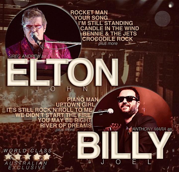 Elton John & Billy Joel Experience image