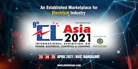 ELASIA-2021 EXHIBITION tickets