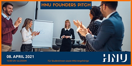 HNU Founders Pitch Vol. 3 Tickets
