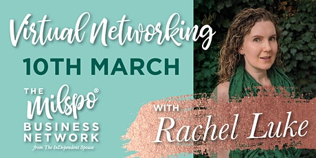 Milspo Virtual Networking - March 2021- Social Media & Your Business Tickets