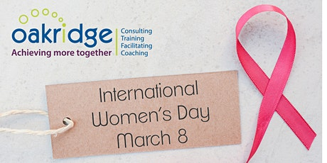 The Oakridge Centre International Women's Day Event tickets