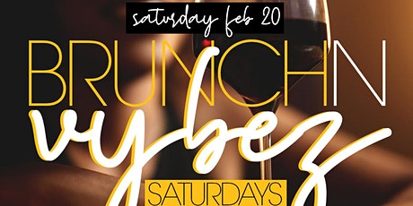 "SWAGGA_L PRESENT ""BRUNCH N VYBEZ SATURDAY "" tickets"