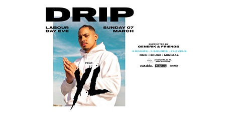 DRIP ft. Youngn Lipz tickets