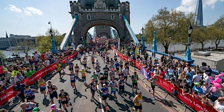 London Marathon 2021 tickets