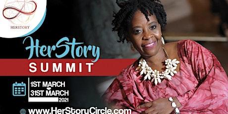 HerStory International Women's month summit Victoria - 11 -13th March 2021 tickets