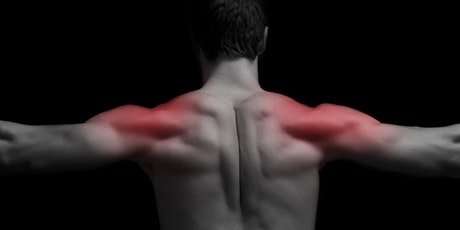 Shoulder sport injuries – the good, the bad and the ugly, with Mr Corner tickets