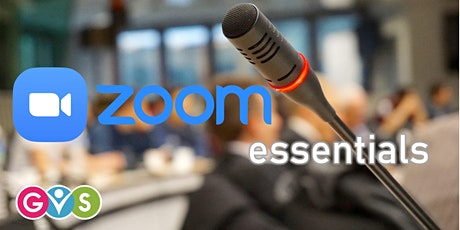 Zoom Essentials Training - Introduction to Zoom tickets