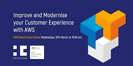 Improve and Modernise your Customer Experience with AWS tickets