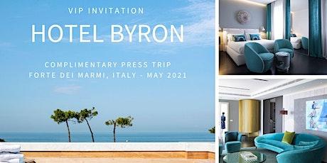 VIP Invitation Hotel Byron biglietti