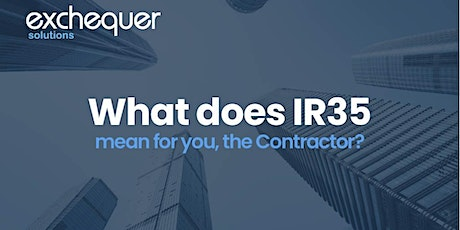 What does IR35 mean for you the contractor? tickets