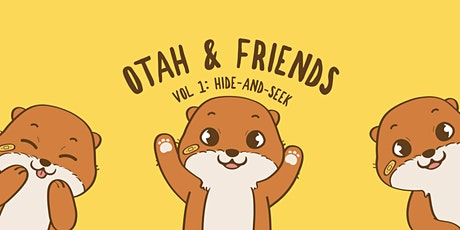 Otah & Friends: Volume 1 (8 Mar 2021 - 14 Mar 2021) tickets