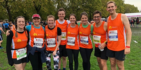 Royal Parks Half Marathon 2021 - Own place registration form tickets
