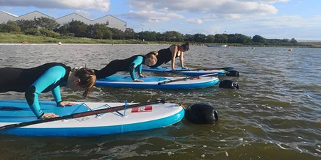 4 Week SUP Fitness Course 2021 tickets