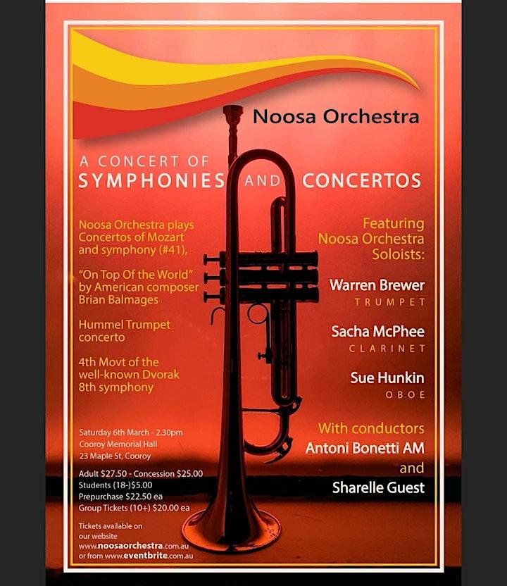 A Concert of Symphonies and Concertos image