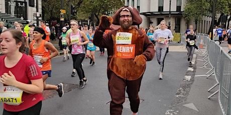 VIRTUAL Royal Parks Half Marathon - Maggie's charity place entradas