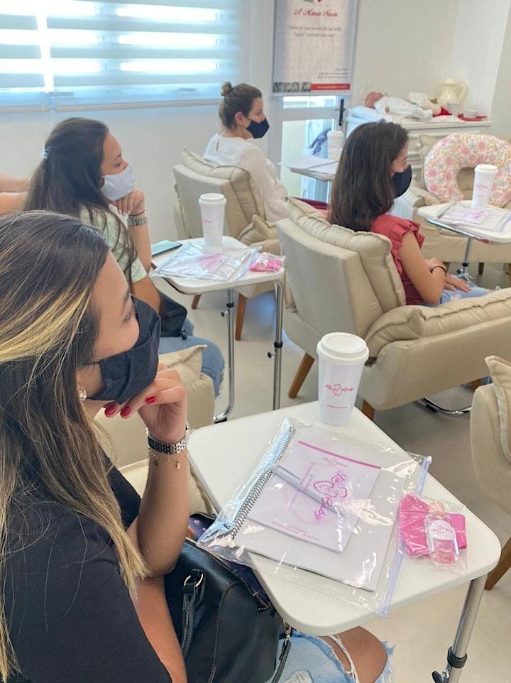 Imagem do evento Curso de Formação para Babás Lia Baby