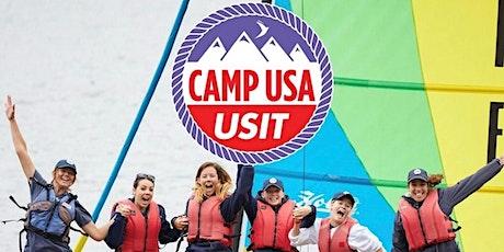 Camp USA 2021 Info Talk tickets