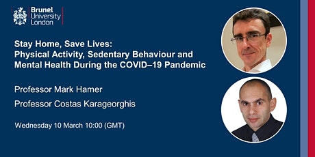 Physical Activity, Sedentary Behaviour and Mental Health During COVID-19 tickets