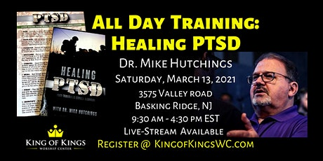 ONLINE ONLY Prayer for Healing PTSD with Dr. Mike Hutchings tickets