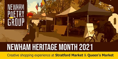 Creative Newham Heritage Month 2021 tickets