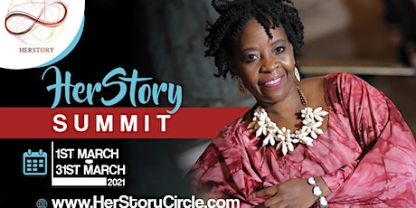 HerStory International Women's month USA/Canada Eastern 23-25th March tickets