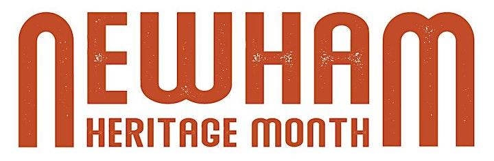 Creative Newham Heritage Month 2021 image