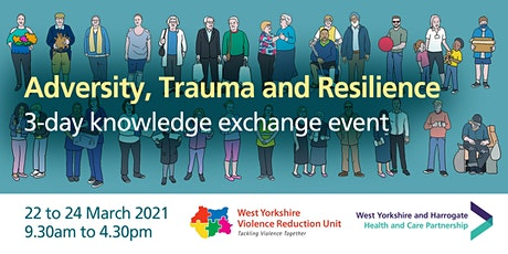 Adversity, Trauma and Resilience 3 day knowledge exchange tickets