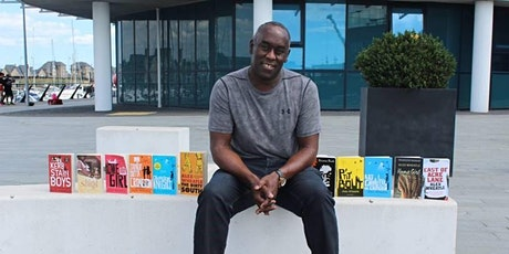 Alex Wheatle Schools Q&A with Manchester Centre for Youth Studies tickets