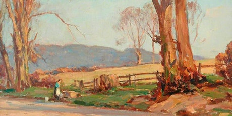 Online Workshop: Landscape Painting tickets