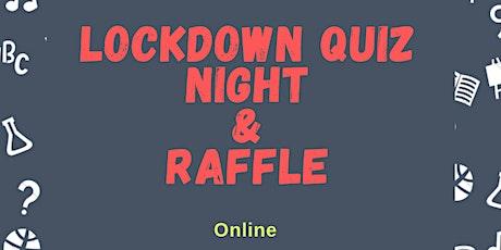 Islington's Lockdown Quiz Night tickets