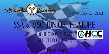 Alexandra Speedway FEBRUARY 27TH MEETING tickets