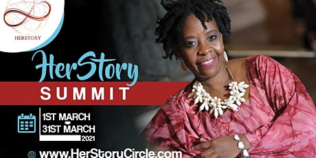HerStory International Women's month  USA/Canada Pacific 29- 31st March tickets