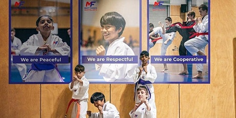 Matt Fiddes Martial Arts - Free Taster Session - Mr Harrison tickets