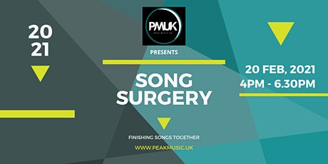 Song Surgery tickets