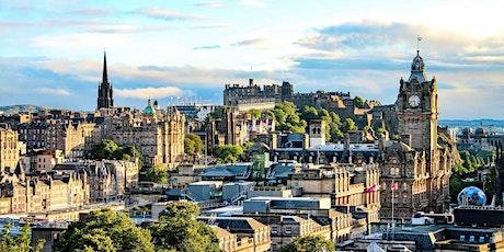 Webinar cum virtual tour to Edinburgh, Scotland tickets