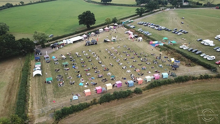 Gin & Rum On The Farm image