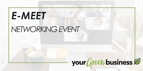 Your Green Business E-Meet tickets