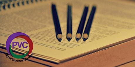 Redacción para convencer: consideraciones para redactar una propuesta entradas