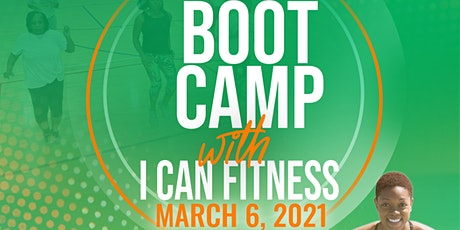 Boot Camp with I Can Fitness tickets