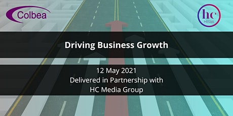 Driving Business Growth tickets