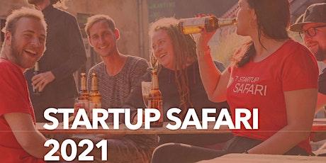Startup SAFARI 2021 tickets
