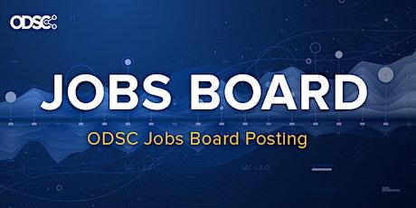 Ai+ Jobs Board Posting tickets