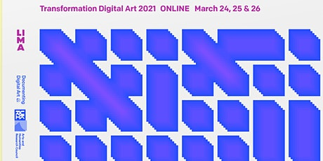 Transformation Digital Art Symposium 2021 tickets