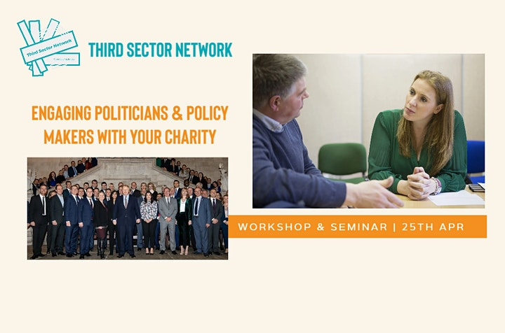 Engaging Politicians & Policy Makers with Your Charity or Non-Profit image