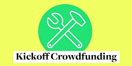 Kickoff crowdfunding i.s.m. Kunstraad Groningen billets