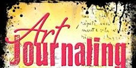 Art Journaling 101 Workshop tickets