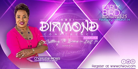 Diamond Conference 2021 tickets