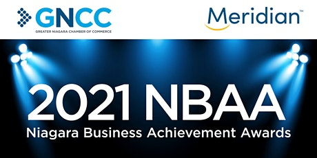 2021 Niagara Business Achievement  Awards (NBAA) tickets