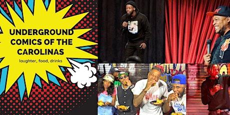Laugh Live Tonight  Presents: Underground Comics of the Carolinas tickets